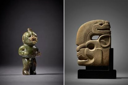 Mexico asks Interpol for help with the auction of Mayan, Olmec and Western  cultural pieces   Video   CNN - The Limited Times