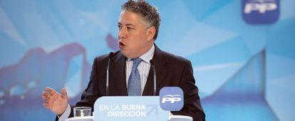 El secretario de Estado de la Seguridad Social, Tomas Burgos. EFE/Archivo