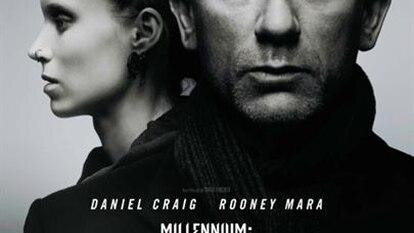 Cartel de Millenium. Los hombres que no amaban a las mujeres