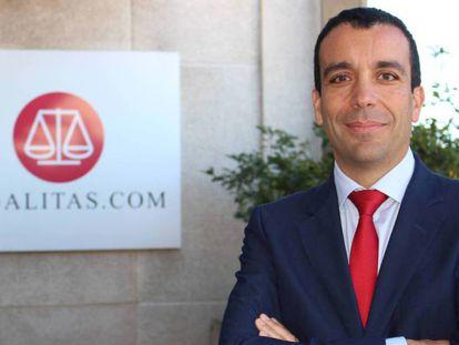 Luis del Pozo, consejero delegado de Legálitas.
