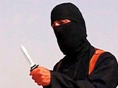 El ejecutor de James Foley.