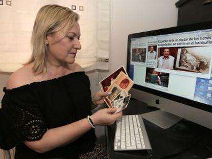 Inés Madrigal celebra que la primera sentencia por robo de bebés le dé la razón, pero recurrirá al Supremo para ayudar a que prosperen otros casos