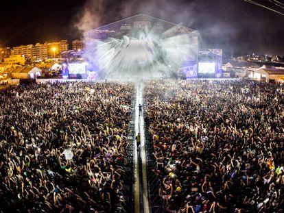 """El Arenal Sound colgó este 2020 el cartel de """"no hay entradas"""" en menos de 24 horas por segundo año consecutivo."""