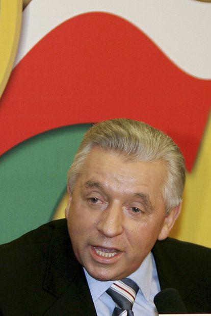Andrzej Lepper.