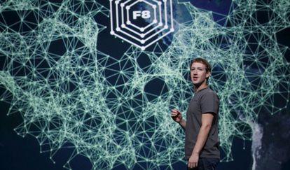 Foto de archivo de Mark Zuckerberg, fundador de Facebook.