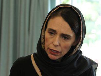 La reacción a los atentados de la primera ministra de Nueva Zelanda, Jacinda Ardern, agranda su ya elevada popularidad