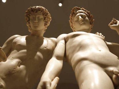 El Prado mira en el armario