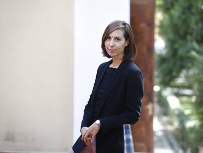 La doctora Dora Romaguera.