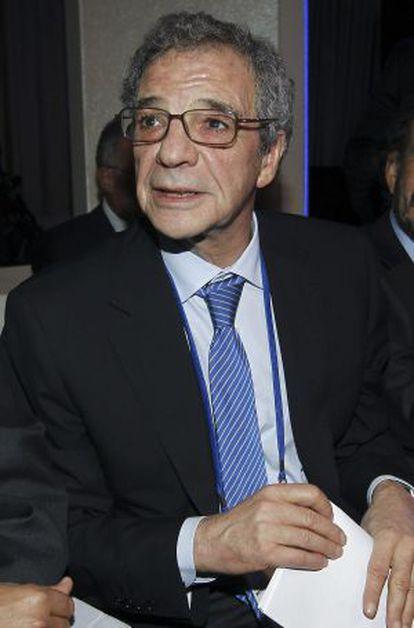 El presidente de Telefónica, Cesar Alierta.