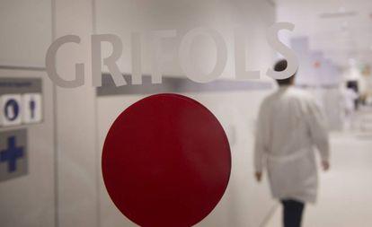 Laboratorios Grifols de investigación en Parets del Vallès (Barcelona).