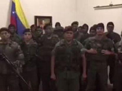 El asalto fallido a una base militar termina con un muerto y varios detenidos