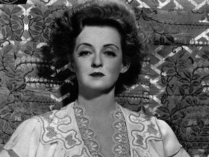 Bette Davis en una escena de la película 'La Loba' de William Wyler.