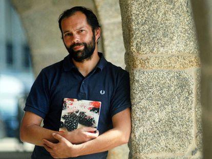 El escritor Xesús Fraga, en una imagen de 2019.