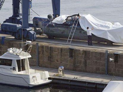 La construcción del submarino costó al menos 100.000 euros