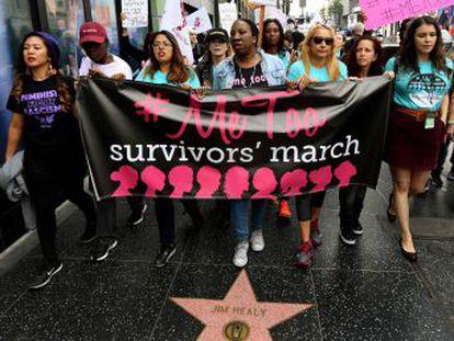 El movimiento del #metoo supera los límites de Hollywood e instaura un nuevo umbral frente al abuso de poder. 34 altos directivos y famosos han caído en dos meses en EEUU