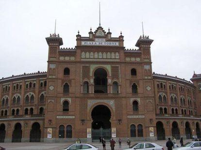 La madrileña plaza de Las Ventas.