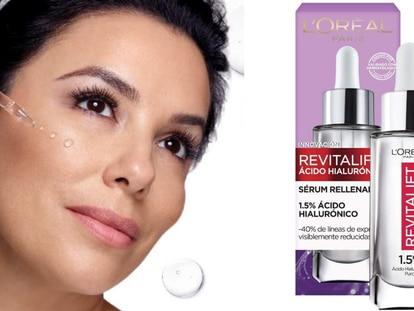Este sérum con ácido hialurónico penetra e hidrata tu piel y reduce los signos de la edad