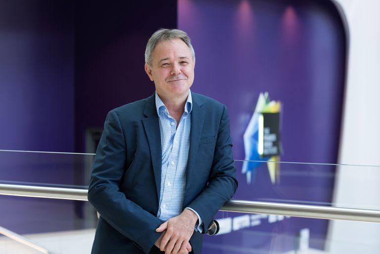 El médico británico Jeremy Farrar, director de la Wellcome Trust.