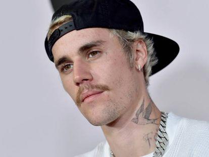 Justin Bieber, en Los Ángeles el pasado 27 de enero.