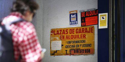 El mercado ofrece plazas en buenas localizaciones desde unos 30.000 euros.