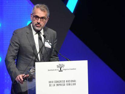 El presidente del IEF, Marc Puig.