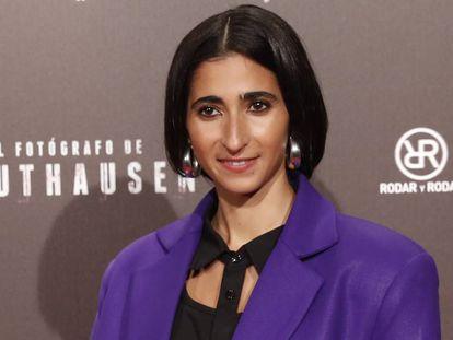 FOTO: Alba Flores en el estreno de 'El fotógrafo de Mauthausen', el 25 de octubre en Madrid. / VÍDEO: El error de Flores.
