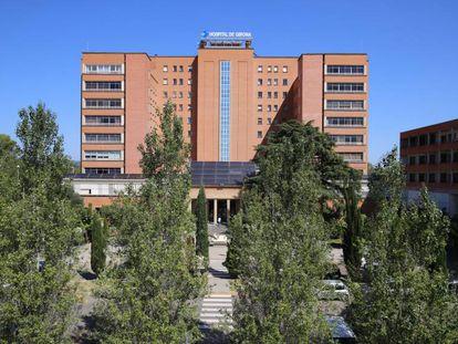 El hospital Trueta de Girona.