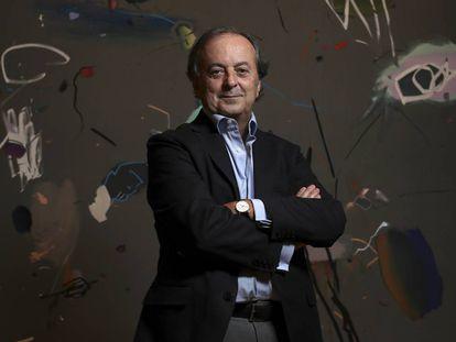 Miguel Barrero, director de Educación de la Fundación Santillana.