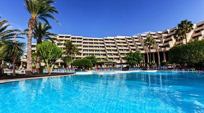 El Hotel Barceló Portinatx