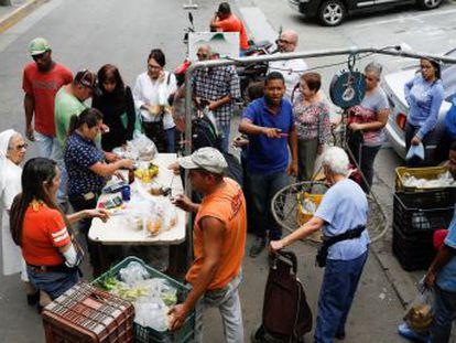 La escasez de alimentos hace estragos en la salud de los ciudadanos, según revela una encuesta hecha por investigadores del país