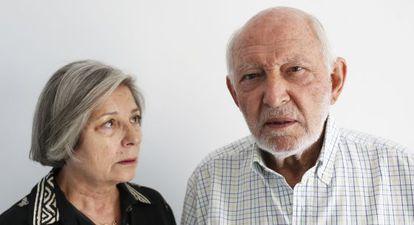 Tina Sainz y Álvaro de Luna, parte de 'El hijo de la novia'.