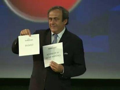 Bilbao elegida una de las 13 sedes para la Eurocopa 2020.