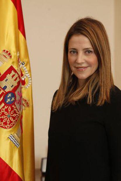 Irene Domínguez-Alcahud, subsecretaria de Defensa.