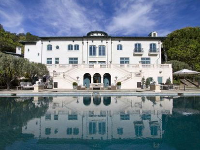 La mansión de Robin Williams, vendida por 16,5 millones de euros.
