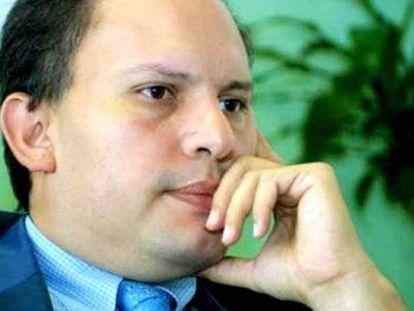 El vicepresidente venezolano Nervis Villalobos, en una imagen de archivo.