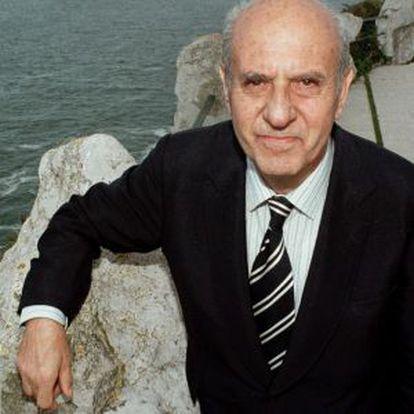 Manuel Calvo Hernando en septiembre de 1998.