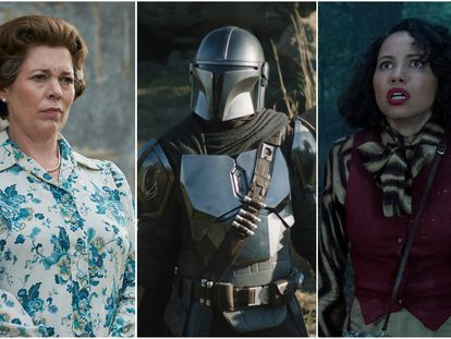 'The Crown', 'The Mandalorian' y 'Territorio Lovecraft', tres de las series más nominadas a los Emmy 2021.