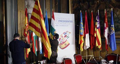 Preparativos para la VI Conferencia de Presidentes