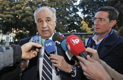 El exconsejero valenciano Rafael Blasco.