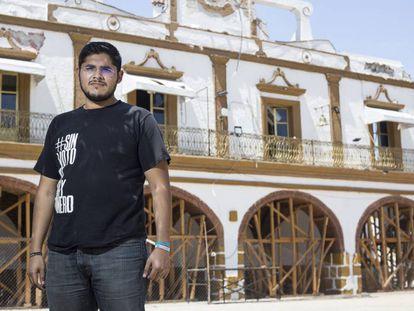 Carlos Brito, candidato independiente a la alcaldía de Jojutla.