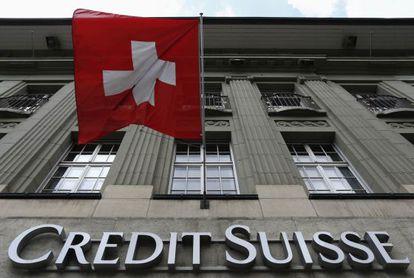 Sede de Credit Suisse en Berna (Suiza)