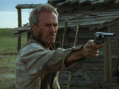 Clint Eastwood, en 'Sin perdón'.