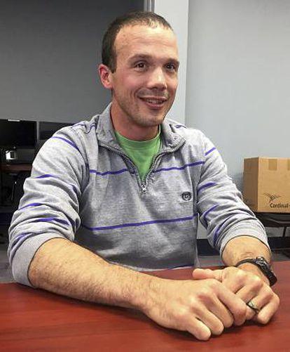 Kevin Phillips, el policía que sufrió una sobredosis accidental recogiendo pruebas.