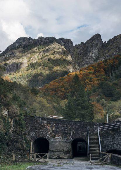 El coto minero de Arditurri.