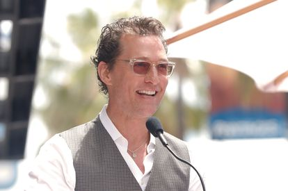 Matthew McConaughey, en Los Ángeles en 2019.
