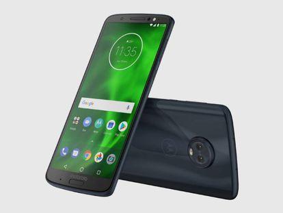 El Moto G6 Plus tiene una configuración que incluye lo mejor de los móviles de gama media.