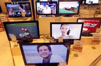 Los canales de TDT cambiarán de frecuencia antes de 2015.