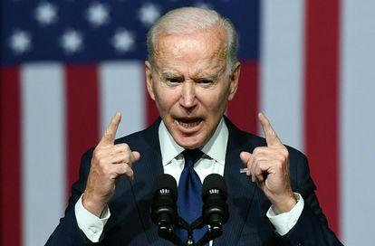 El presidente de Estados Unidos, Joe Biden, se cumplió el centenario de la masacre de Tulsa, Oklahoma, este martes.