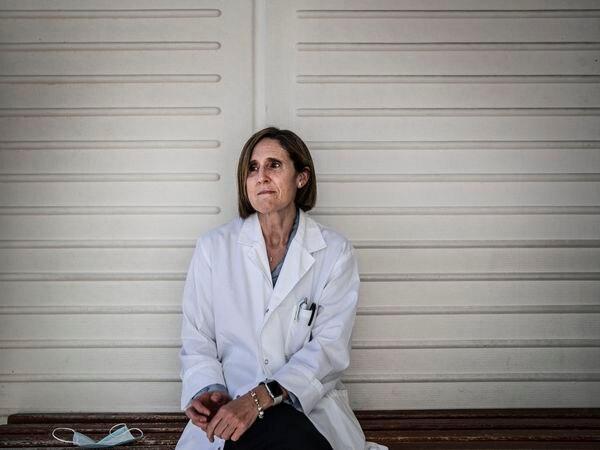 Isabel Sola, investigadora del Centro Nacional de Biotecnología (CSIC).