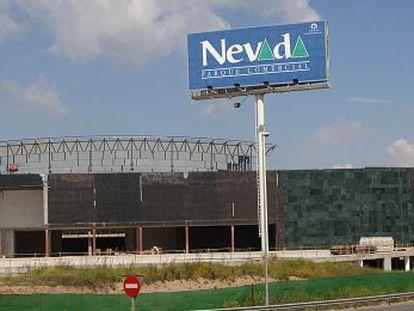 Centro comercial Nevada, del empresario Tomás Olivo, en Armilla (Granada).